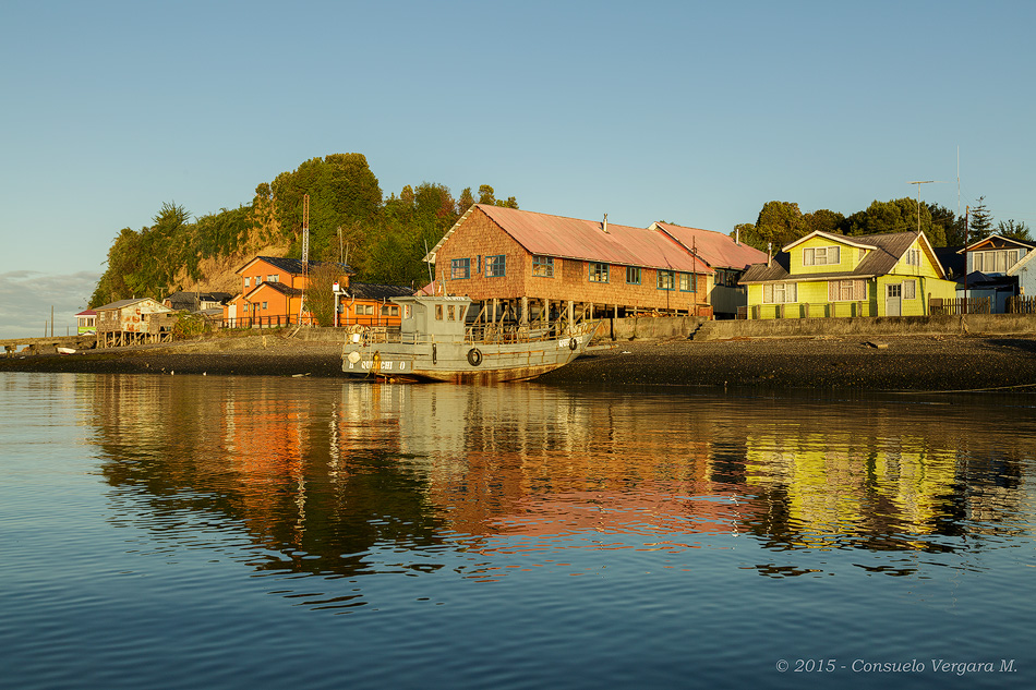 Isla Mechuque – Chiloe